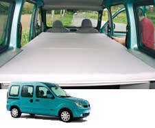 Vybavenie pre Renault Kangoo