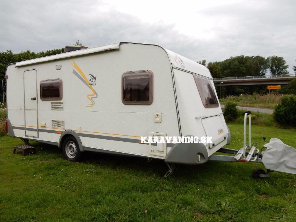 Knaus Südwind 500 TKM 1