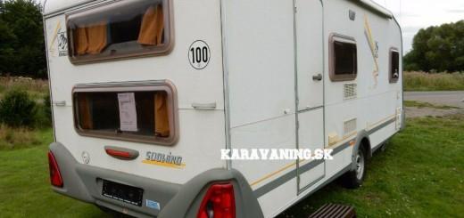 Knaus Südwind 500 TKM 2