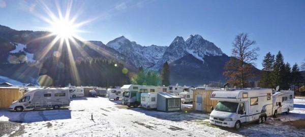 Grainau, Camping Resort Zugspitze