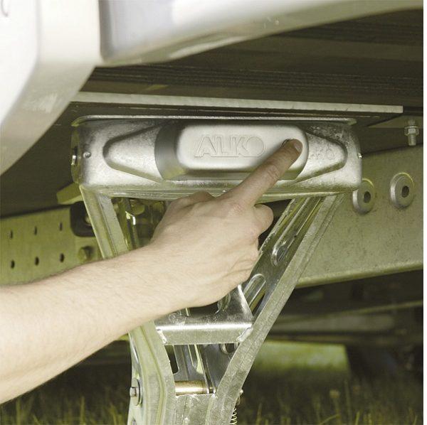 Kompaktný systém proti krádeži - AL-KO Safety