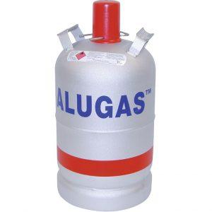 Hliníková plynová fľaša Alugas