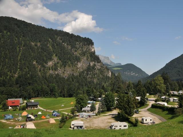 Berchtesgaden, Camping Allweglehen