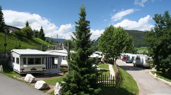 Völs am Schlern, Camping Seiser Alm