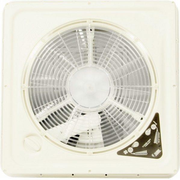 Strešný ventilátor Fiamma Turbo Vent Premium, ventilacia pre karavan