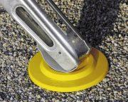 Oporná pätka pre stabilizačnú nohu 9983498