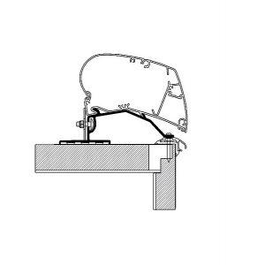Strešný adaptér pre markízy Thule 550cm