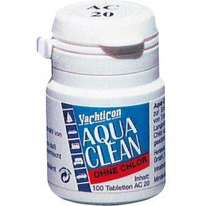 Tablety na uchovanie pitnej vody Yachticon Aqua Clean 20