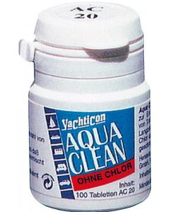 tablety na uchovanie pitnej vody