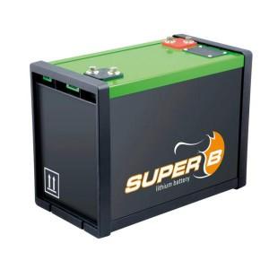 Batériový systém SB12V100E-ZC