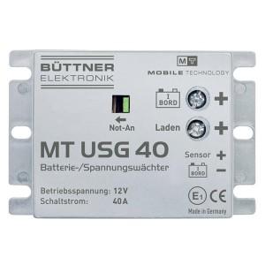 MT 40-IQ regulátor batérií