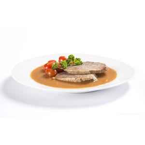 Rajská s hovädzím mäsom