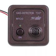Detektor plynu Oxidu Uhoľnatého 12V