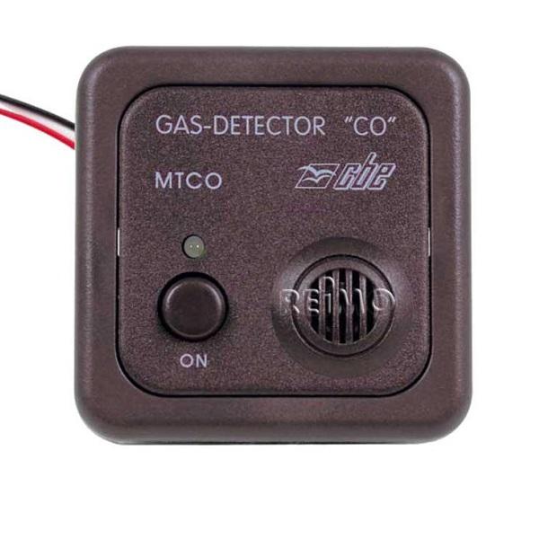 Detektor plynu Oxidu Uhoľnatého 12V v karavane