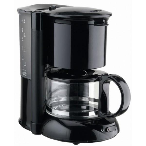Kávovar 220-240 680W čierna, 600ml