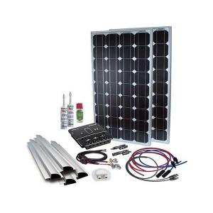Solárny panel Base Camp Three 2x100W
