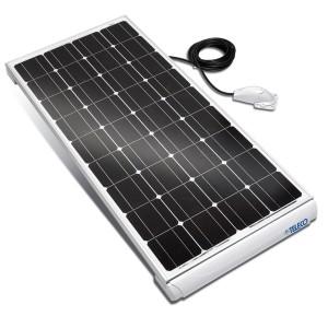 Solárny systém TPS 100W s kompletnou sadou príslušenstva