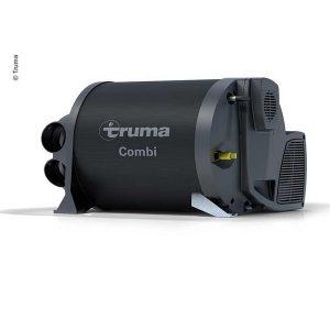 Vykurovací systém a ohrev teplej vody Truma Combi 6 CP plus 12 V