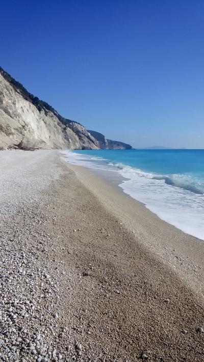 Egremni beach,,