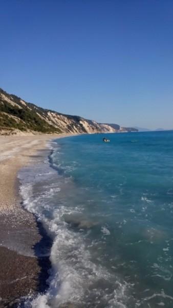 Gialos beach,