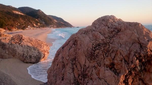 pláž Katshima,