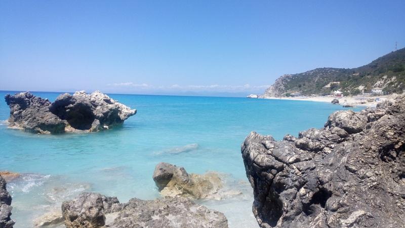 pláž Katshima.