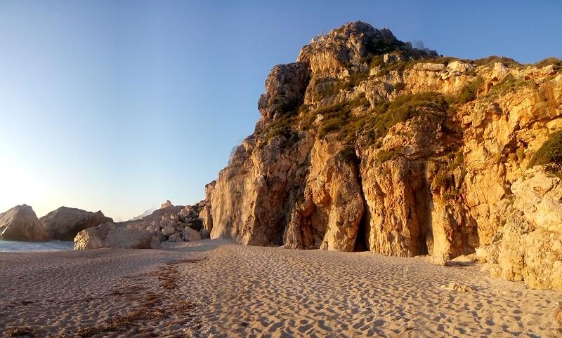 pláž Katshima..,