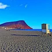 Pláž La Tejita