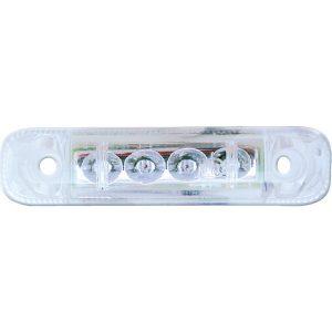 LED Obrysové svetlo pre obytné prívesy