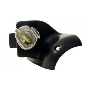 Prídavný uzamykateľný zámok pre FIAT DUCATO 250290 OD BJ. 2006 pre obytné prívesy.