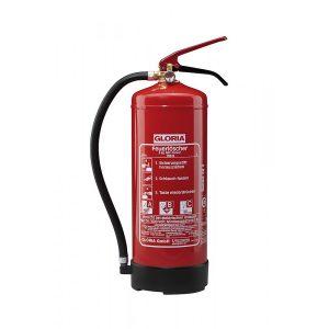 Prenosný práškový hasiací prístroj