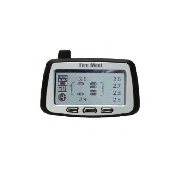 TireMoni Expert Line - Systém monitorovania tlaku vzduchu v pneumatikách pre karavany