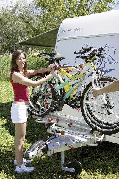 Fiamma nosič bicyklov na oje XL A Pro