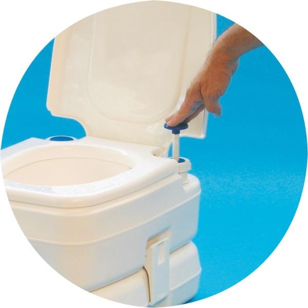 Chemické WC Fiamma Bi-Pot 30, 34, 39