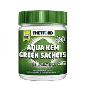 CHEMIA_Thetford_Aqua_Kem_Green_Sachets