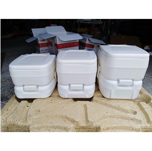 Chemicke WC Fiamma Bi-Pot 30, 34, 39