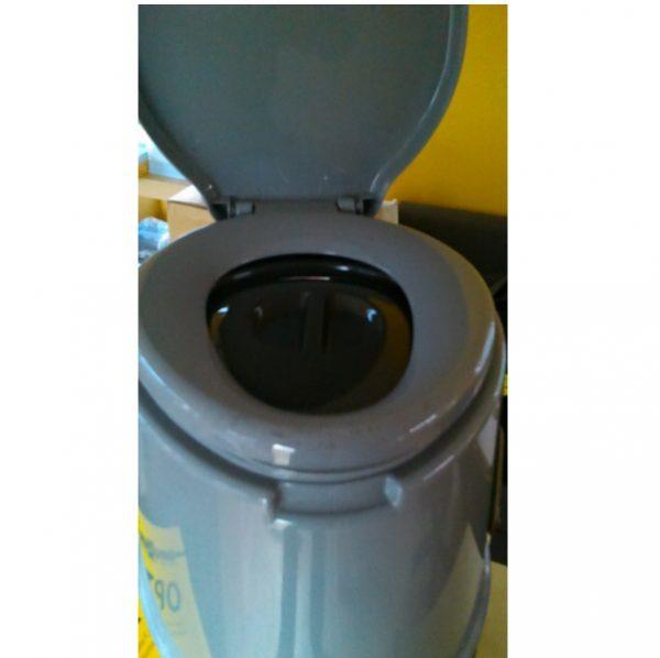 Prenosná toaleta Brunner Optitoil 7l na kempovanie s vedierkom