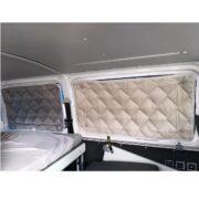 Isoflex termoizolácia pre VW T5 KR ubytovaciu časť