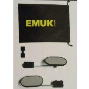 47292 Spätné zrkadlo EMUK, UNIVERSA-LIGHT