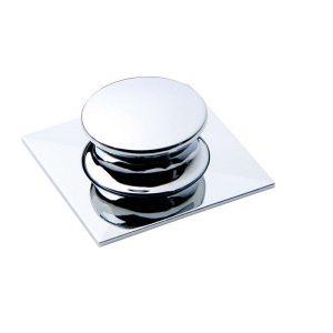 Systém na zatváranie nábytku Push Lock, Mini alebo Maxi úchytka