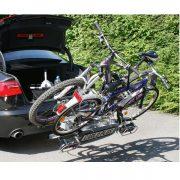 EUFAB Nosič 2 bicyklov, Carlo plus