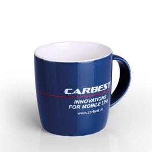 Hrnček s logom CARBEST 340ml