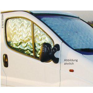 izolačná folina pre kabinu Mercedes Vito, isoflex folia na kabinu