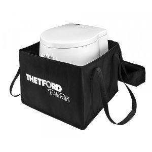 taška pre presnosnú toaletu do karavanu, taška pre Thetford toaleru, Porta Potti