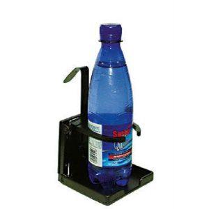 Držiak na flaše a plechovky Carbest, s nastaviteľným držiakom, sklápací