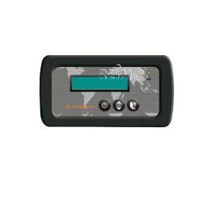 CARBEST Comfort Plus LCD kontrolný panel pre satelity pre karavany, kemping, privesy