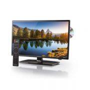 CARBEST LED-TV, 12V  vrátane antény DVB-T2/-S2/-C