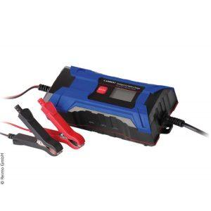 Inteligentná nabíjačka batérií CARBEST 4A s LCD displejom