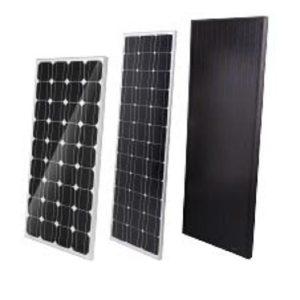 Výkonný solárny panel CARBEST s hliníkovým rámom, solárne panely s hlinikovym ramom na karavany, kempovanie