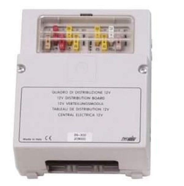 Flexibilný panel pre zobrazovacie a prepínacie systémy pre 12 V napájanie